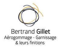 Gillet Bertrand - Aerogommage bois, pierre et métal